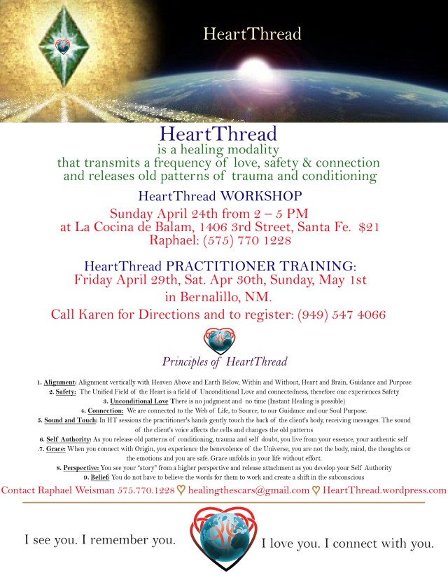 HeartThread in Santa Fe1